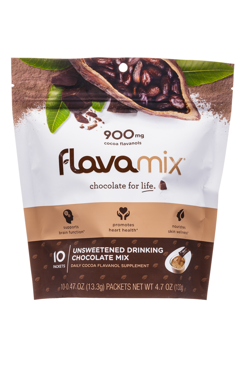 Unsweetened Drinking Chocolate Mix