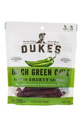 Smoked Shorty Sausages - Hatch Green Chile (5oz)