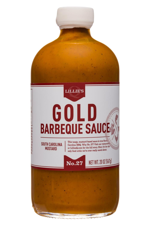 BBQ Sauce - Gold