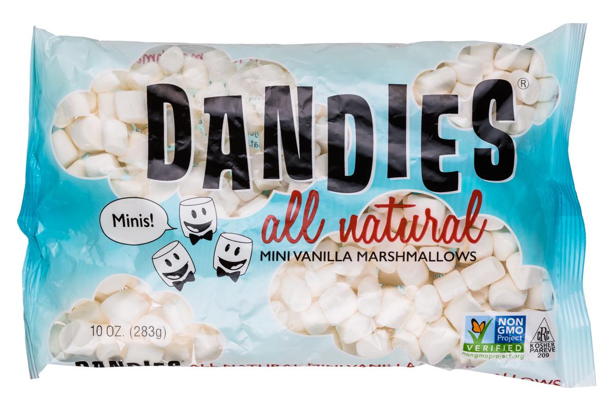 Mini Vanilla Marshmallows
