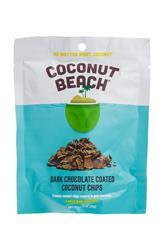 Dark Chocolate Coated Coconut Chips