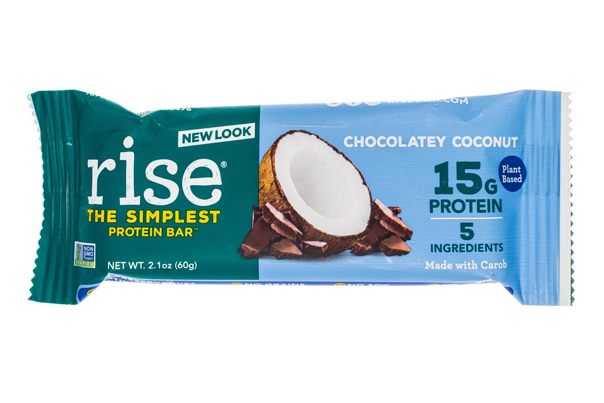 Chocolatey Coconut  (2017)