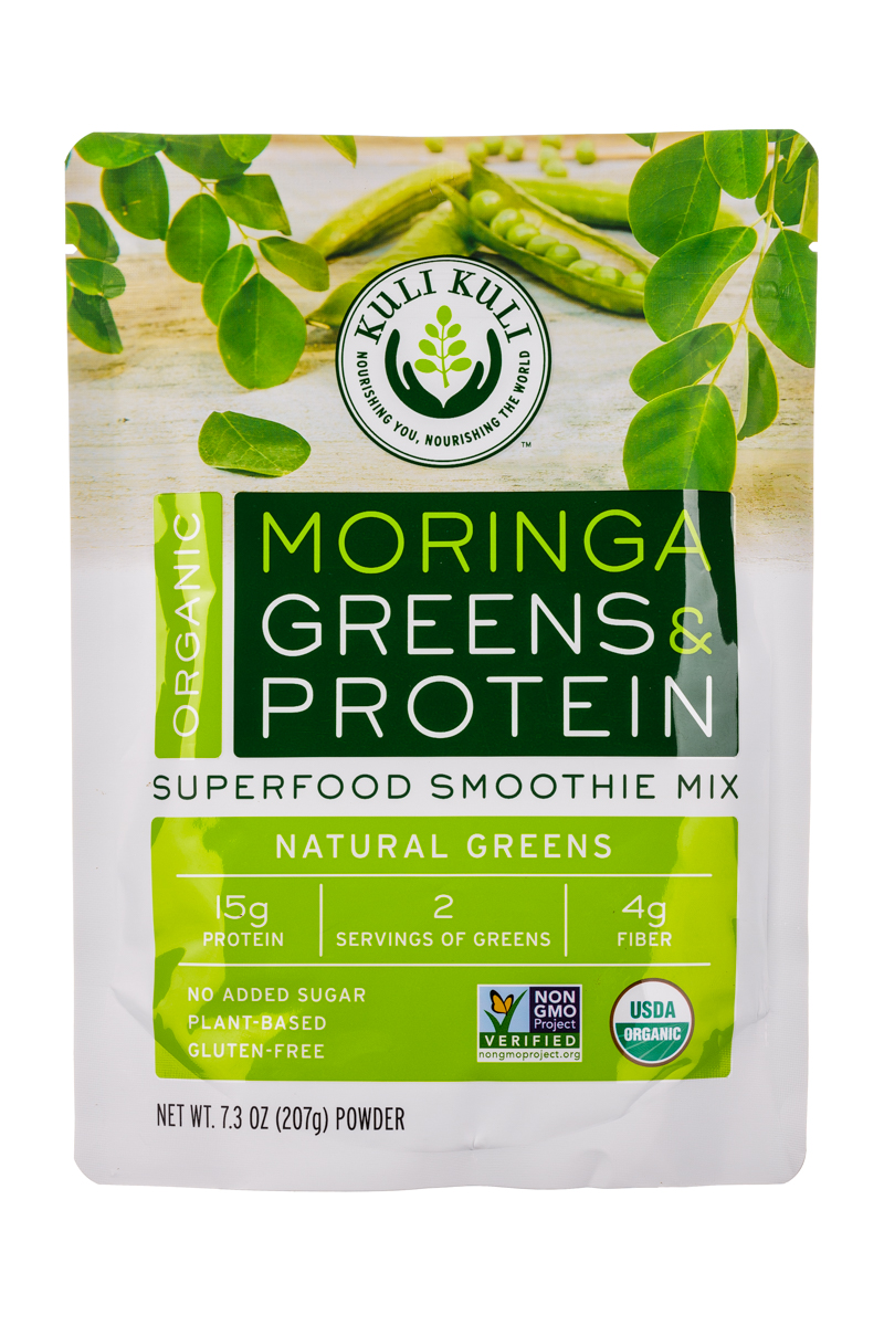 Natural Greens Smoothie