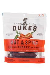 Smoked Shorty Sausages - Hot & Spicy
