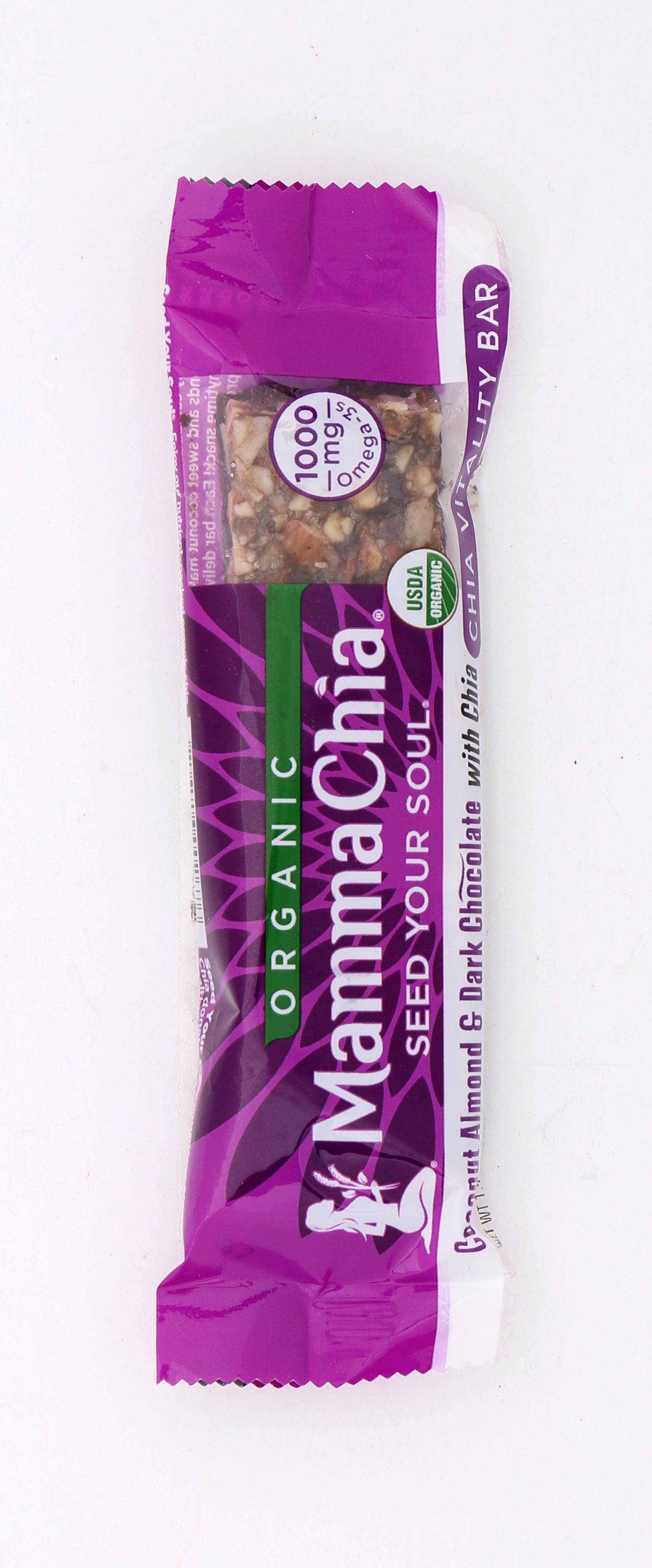 Coconut Almond & Dark Chocolate
